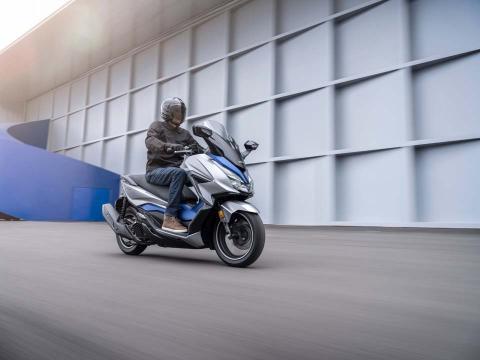 Honda Forza 2021, 125 y sus hermanas de 350 y 750