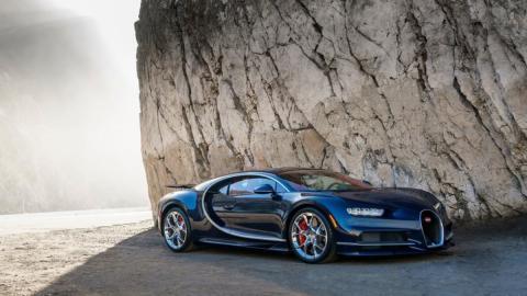 Leasing Bugatti Chiron