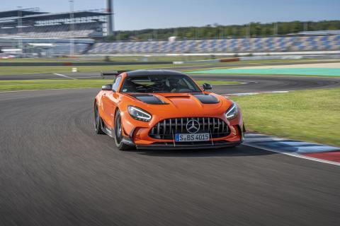 Mercedes-AMG GT Black Series: lo más salvaje, del más salvaje
