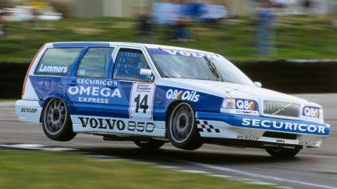 Momentos locura Volvo