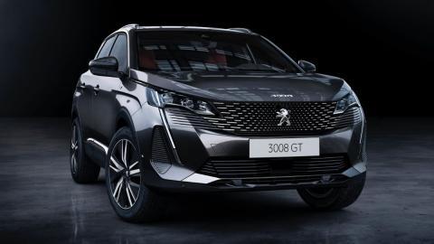 Peugeot 3008 novedades