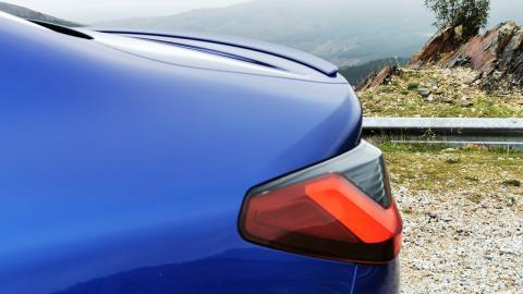 Con un cuatro cilindros diésel mild hybrid de 190 CV