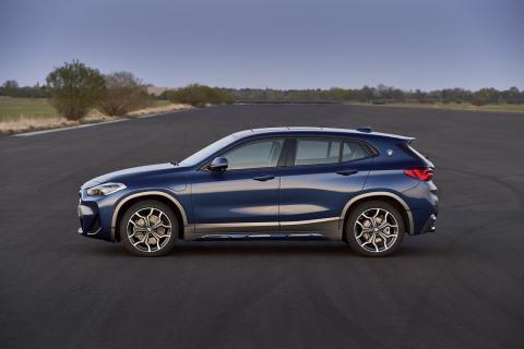 Prueba del BMW X2 xDrive25e