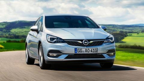 Prueba del Opel Astra 1.2 Turbo 145 CV