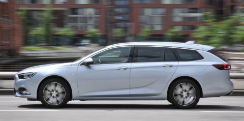 Prueba Opel Insignia Sport Tourer 2021