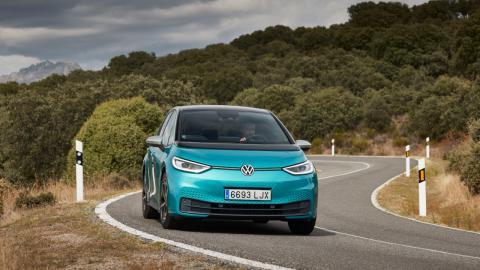 Prueba Volkswagen ID.3 ESP
