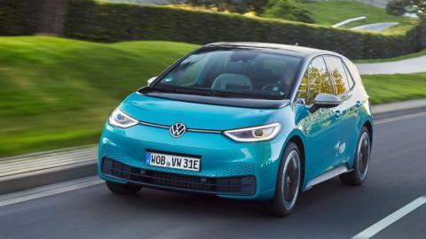 Rivales Volkswagen ID.3