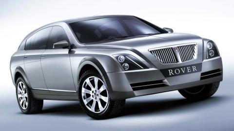 Rover Tourer Concept Vehicle