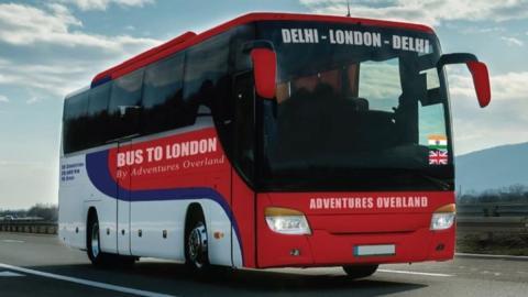Viaje más largo en autobús