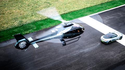 ACH130, helicóptero Aston Martin