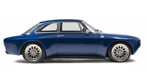 totem automobili clasico vintage restomod lujo altas prestaciones