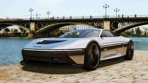 deportivo futuro electrico autonomo prototipo diseno estudio
