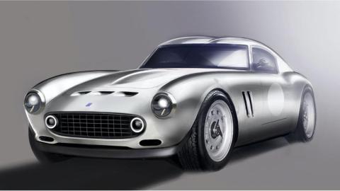 Ferrari Moderna GTO Engineering