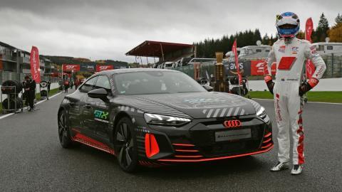 Galería: Audi RS e-tron GT