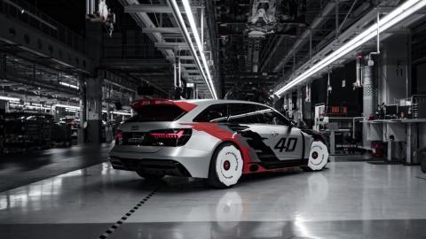Galería: Audi RS6 GTO
