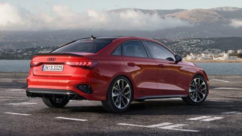 Galería: Audi S3 Sedán 2021