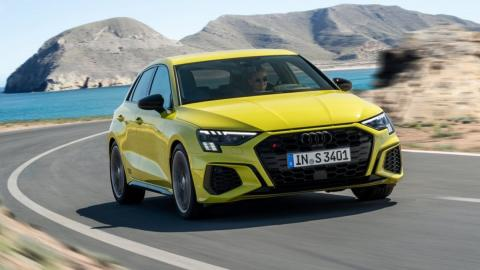 Galería: Audi S3 Sportback 2021