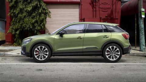 Galería: Audi SQ2 2021