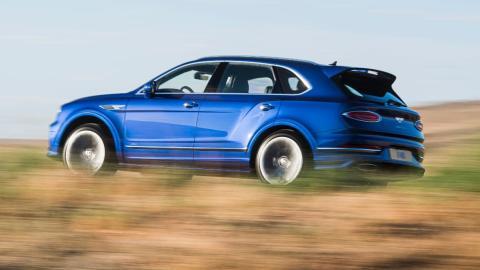 Galería: Bentley Bentayga Speed 2021