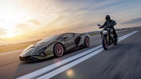 Galería: Ducati Diavel 1260 Lamborghini