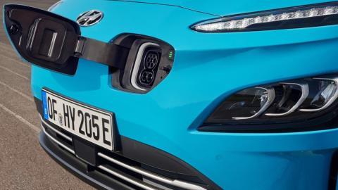 Galería: Hyundai Kona eléctrico 2021