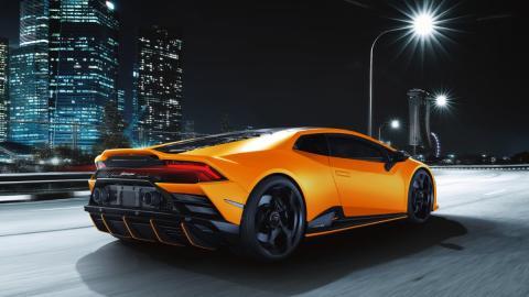 Galería: Lamborghini Huracán Evo Fluo Capsule