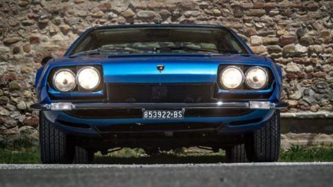Galería: Lamborghini Jarama