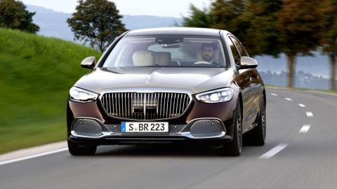 Galería: Mercedes-Maybach Clase S 2021