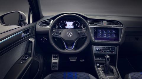 Galería: Volkswagen Tiguan R 2021 - detalles