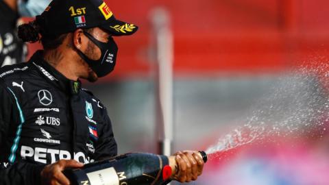 Hamilton mejor piloto F1 de la historia