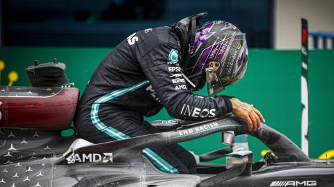 Lewis Hamilton, siete veces campeón del mundo