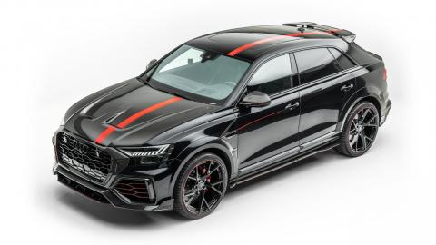 Mansory RSQ8