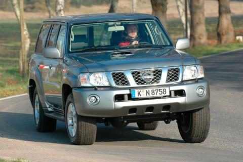 Nissan Patrol usado
