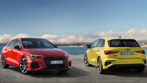 Nuevo Audi S3 2021