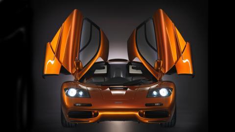 Los orígenes del McLaren F1