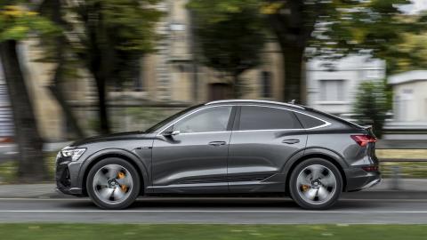 Prueba: Audi e-Tron Sportback 55