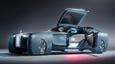 lujo deportivo futuro electrico autonomo