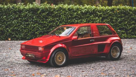 compacto deportivo ferrari 308 lujo one-off