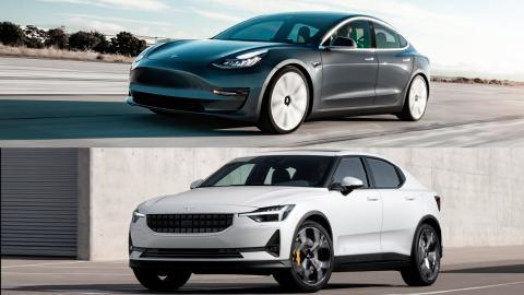 coche electrico lujo futuro libre emisiones