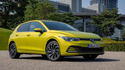 Volkswagen Golf eHybrid 2021