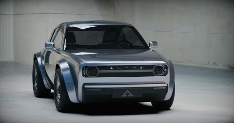 coches electricos lujo compacto futuro movilidad