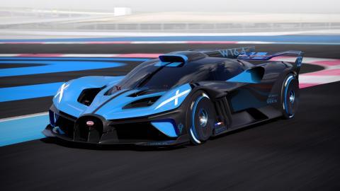 Bugatti Bolide CSR Racing 2