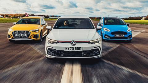 Compactos deportivos más rápidos 2020