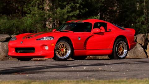 Dodge Viper GTS Carroll Shelby