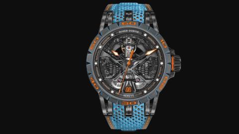 Excalibur Spider Huracan STO reloj