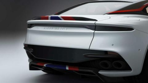Galería: Aston Martin DBS Superleggera Concorde Edition