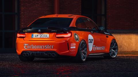 Galería: BMW M2 CSL Turbomeister Edition