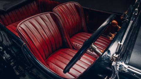 Galería: Car Zero - Bentley Blower Continuation