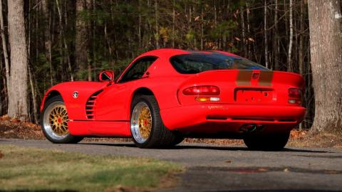 Galería: Dodge Viper GTS Carroll Shelby