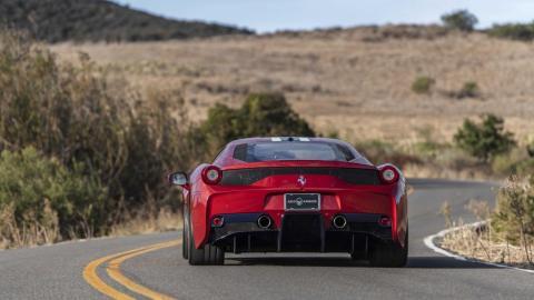 Galería: Ferrari 458 Speciale blindado